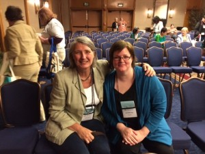 2014 Left Coast Louise Penny & me